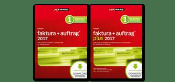 Lexware faktura + auftrag 2017