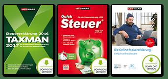 Lexware Steuer-Software