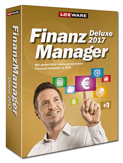 Lexware Finanz Manager Deluxe 2017