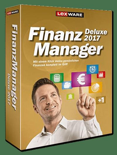 Lexware FinanzManager Deluxe 2017