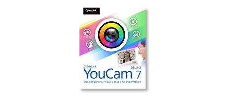 Webcam Software YouCam von CyberLink