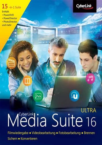 CyberLink Media Suite 16 Ultra