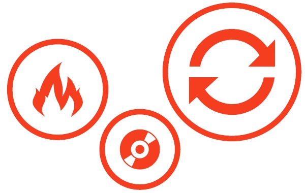 CyberLink Power2Go Brennprogramm