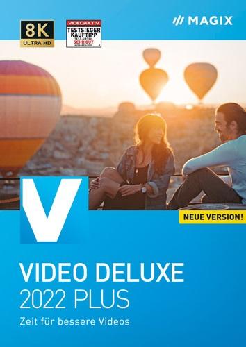 MAGIX Video Deluxe 2021 Plus als Sofort-Download kaufen