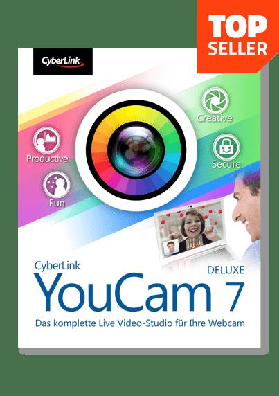 CyberLink YouCam 7 Deluxe