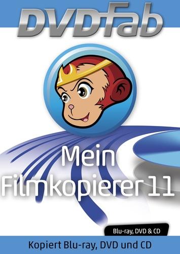 Platz 3: DVDFab Mein Filmkopierer 11