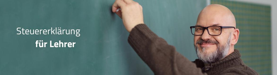 Steuererklärung für Lehrer