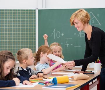 Als Lehrer von Werbungskosten profitieren