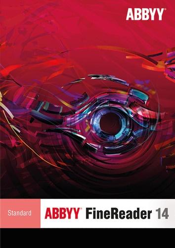 Testsieger im PDF Software Vergleich: ABBYY Finereader 14 Standard