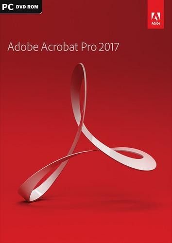 Platz 2 im PDF Software Vergleich: Adobe Acrobat DC 2017