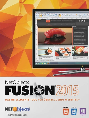 Platz 5: NetObjects Inc. Fusion 2015