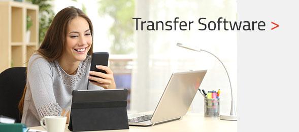 Transfer Software Vergleich