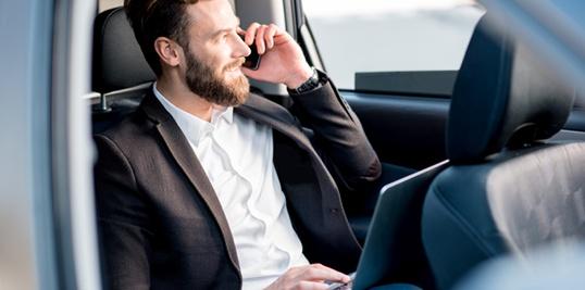 Als Selbstständiger Geld sparen bei den Fahrtkosten