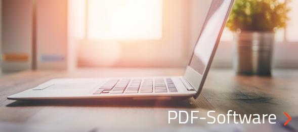 PDF-Software Vergleich