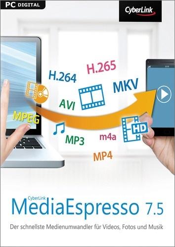 CyberLink MediaEspresso 7.5