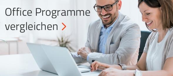 Software Vergleiche: Office Programme Vergleich