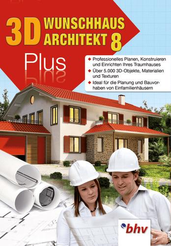 3D Wunschhaus Architekt 8.0 Plus