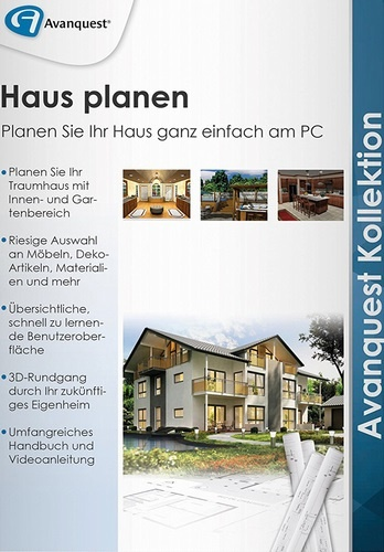 Haus planen – Avanquest Kollektion