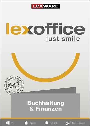 Platz 5 im Buchhaltungssoftware Vergleich: Lexware lexoffice Buchhaltung