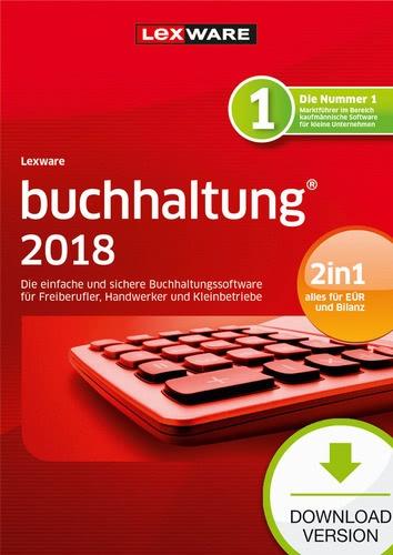 Testsieger im Buchhaltungssoftware Vergleich: Lexware buchhaltung 2018
