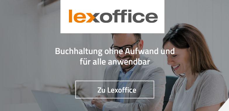 lexoffice Markenshop