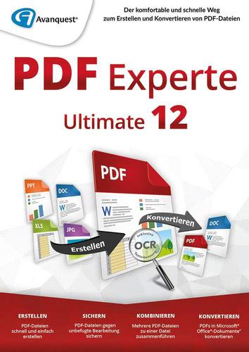 Platz 5: PDF Experte 12 Ultimate