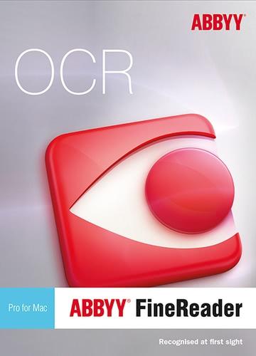 ABBYY FineReader Pro für Mac