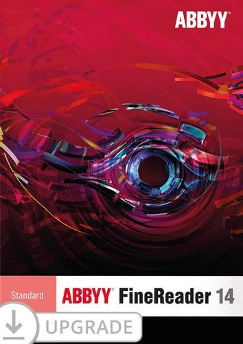 ABBYY FineReader 14 Standard Upgrade
