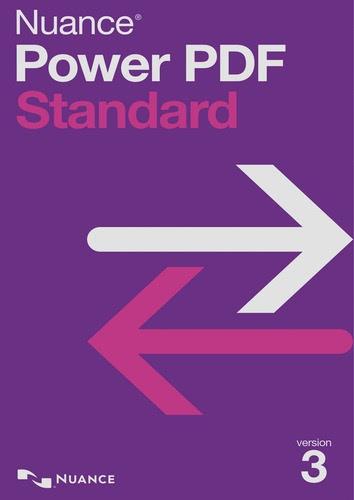 Nuance Power PDF Standard 3