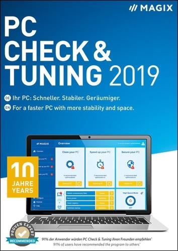 MAGIX PC Check & Tuning 2019