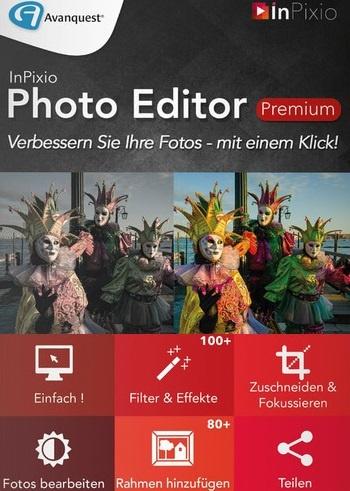 Avanquest InPixio Photo Editor Premium