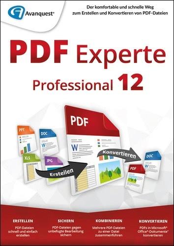 Avanquest PDF Experte 12 Professional