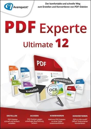 Avanquest PDF Experte 12 Ultimate