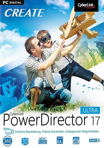 Testsieger im Videobearbeitungsprogramme Vergleich: CyberLink PowerDirector 17 Ultra