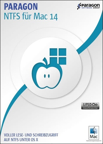 Paragon NTFS für Mac 14