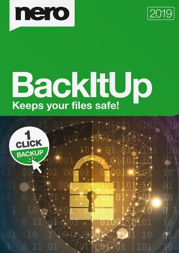Testsieger im Backup Software Vergleich: Nero BackItUp 2019
