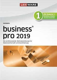 Lexware business pro 2019