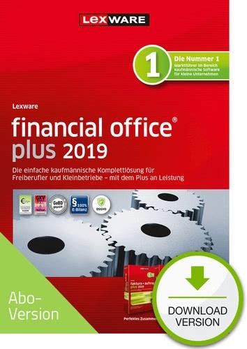 Lexware financial office plus 2019 Abo
