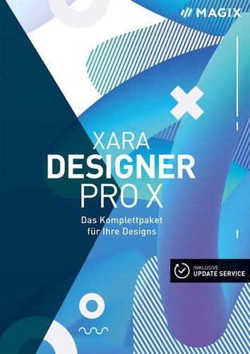 Testsieger im Webdesign Software Vergleich: MAGIX Xara Designer Pro X