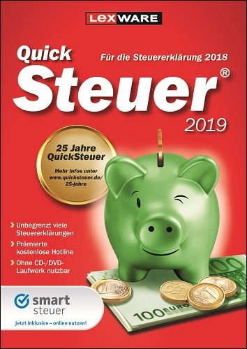 QuickSteuer 2019