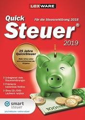 Lexware QuickSteuer 2019