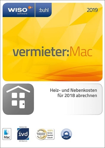 WISO vermieter:Mac 2019