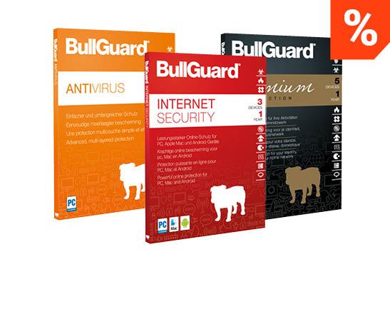 BullGuard Sicherheitssoftware Vergleich