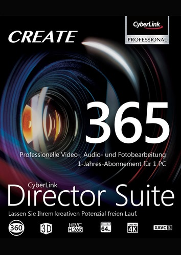CyberLink Director Suite 365