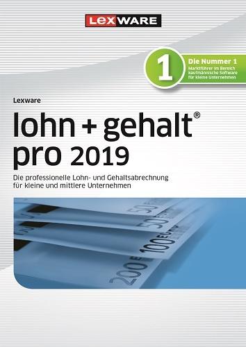 Lexware Lohn und Gehalt 2019 Pro