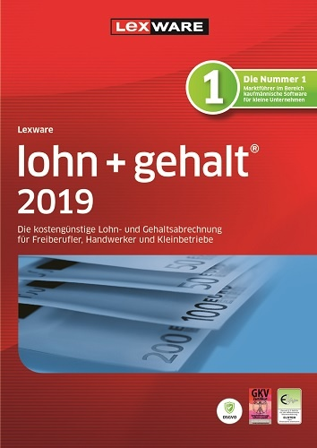 Lexware Lohn und Gehalt 2019