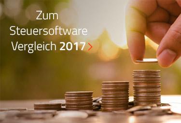 Steuersoftware Vergleiche im Überblick: Steuersoftware Vergleich 2017