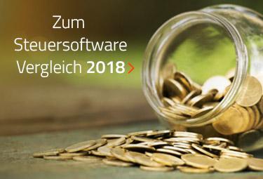 Steuersoftware Vergleiche im Überblick: Steuersoftware Vergleich 2018