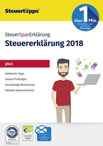 SteuerSparErklärung Plus 2019