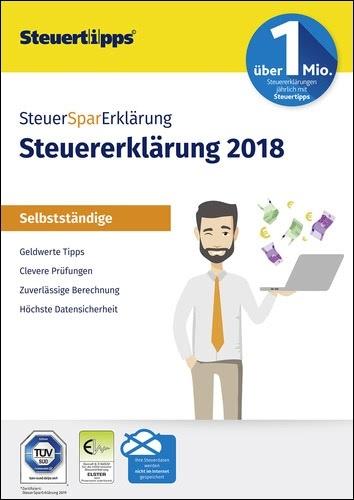 SteuerSparErklärung Selbstständige 2019